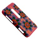 Colorful Floral Dream HTC Evo 3D Hardshell Case  View5