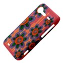 Colorful Floral Dream HTC Incredible S Hardshell Case  View4