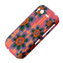 Colorful Floral Dream HTC Desire S Hardshell Case View4