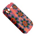 Colorful Floral Dream HTC Desire S Hardshell Case View5
