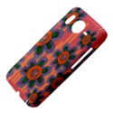 Colorful Floral Dream HTC Desire HD Hardshell Case  View4