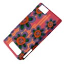 Colorful Floral Dream Motorola DROID X2 View4