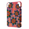 Colorful Floral Dream Kindle 3 Keyboard 3G View3