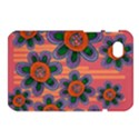 Colorful Floral Dream Samsung Galaxy Tab 7  P1000 Hardshell Case  View1