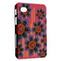 Colorful Floral Dream Samsung Galaxy Tab 7  P1000 Hardshell Case  View2
