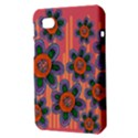 Colorful Floral Dream Samsung Galaxy Tab 7  P1000 Hardshell Case  View3