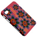 Colorful Floral Dream Samsung Galaxy Tab 7  P1000 Hardshell Case  View5