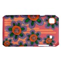 Colorful Floral Dream Samsung Galaxy S i9008 Hardshell Case View1
