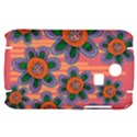 Colorful Floral Dream Samsung S3350 Hardshell Case View1