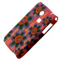 Colorful Floral Dream Samsung S3350 Hardshell Case View4