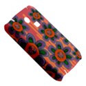 Colorful Floral Dream Samsung S3350 Hardshell Case View5