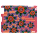 Colorful Floral Dream Apple iPad 2 Hardshell Case View1