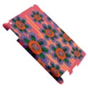 Colorful Floral Dream Apple iPad 2 Hardshell Case View5