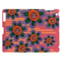 Colorful Floral Dream Apple iPad 3/4 Hardshell Case View1