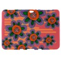 Colorful Floral Dream Samsung Galaxy Tab 8.9  P7300 Hardshell Case  View1