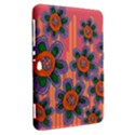Colorful Floral Dream Samsung Galaxy Tab 8.9  P7300 Hardshell Case  View2
