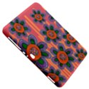 Colorful Floral Dream Samsung Galaxy Tab 8.9  P7300 Hardshell Case  View5