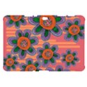 Colorful Floral Dream Samsung Galaxy Tab 10.1  P7500 Hardshell Case  View1