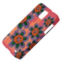 Colorful Floral Dream Samsung Galaxy S II Skyrocket Hardshell Case View4