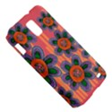 Colorful Floral Dream Samsung Galaxy S II Skyrocket Hardshell Case View5