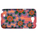 Colorful Floral Dream Samsung Galaxy Note 2 Hardshell Case View1