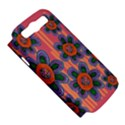 Colorful Floral Dream Samsung Galaxy S III Hardshell Case (PC+Silicone) View5