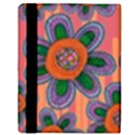 Colorful Floral Dream Apple iPad 2 Flip Case View3