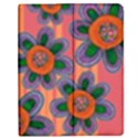 Colorful Floral Dream Apple iPad 3/4 Flip Case View1