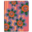 Colorful Floral Dream Apple iPad Mini Flip Case View1