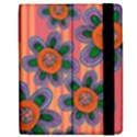 Colorful Floral Dream Apple iPad Mini Flip Case View2