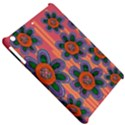 Colorful Floral Dream Apple iPad Mini Hardshell Case View5