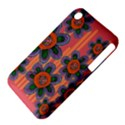 Colorful Floral Dream Apple iPhone 3G/3GS Hardshell Case (PC+Silicone) View4
