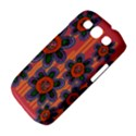 Colorful Floral Dream Samsung Galaxy S III Classic Hardshell Case (PC+Silicone) View4