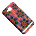 Colorful Floral Dream Samsung Ativ S i8750 Hardshell Case View5