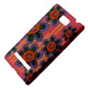 Colorful Floral Dream HTC 8S Hardshell Case View4