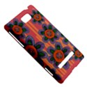 Colorful Floral Dream HTC 8S Hardshell Case View5