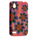 Colorful Floral Dream HTC Desire V (T328W) Hardshell Case View2