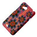 Colorful Floral Dream HTC Desire VC (T328D) Hardshell Case View4