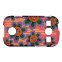 Colorful Floral Dream Samsung Galaxy S7710 Xcover 2 Hardshell Case View1