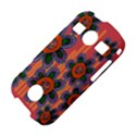 Colorful Floral Dream Samsung Galaxy S7710 Xcover 2 Hardshell Case View4