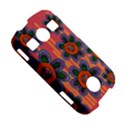 Colorful Floral Dream Samsung Galaxy S7710 Xcover 2 Hardshell Case View5