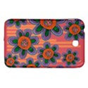 Colorful Floral Dream Samsung Galaxy Tab 3 (7 ) P3200 Hardshell Case  View1