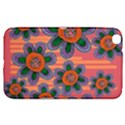 Colorful Floral Dream Samsung Galaxy Tab 3 (8 ) T3100 Hardshell Case  View1