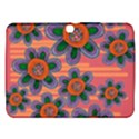 Colorful Floral Dream Samsung Galaxy Tab 3 (10.1 ) P5200 Hardshell Case  View1