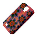 Colorful Floral Dream Samsung Galaxy S4 Classic Hardshell Case (PC+Silicone) View4