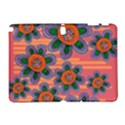 Colorful Floral Dream Samsung Galaxy Note 10.1 (P600) Hardshell Case View1