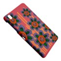 Colorful Floral Dream Samsung Galaxy Tab Pro 8.4 Hardshell Case View4