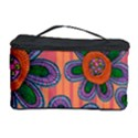 Colorful Floral Dream Cosmetic Storage Case View1