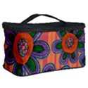 Colorful Floral Dream Cosmetic Storage Case View2