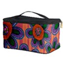 Colorful Floral Dream Cosmetic Storage Case View3